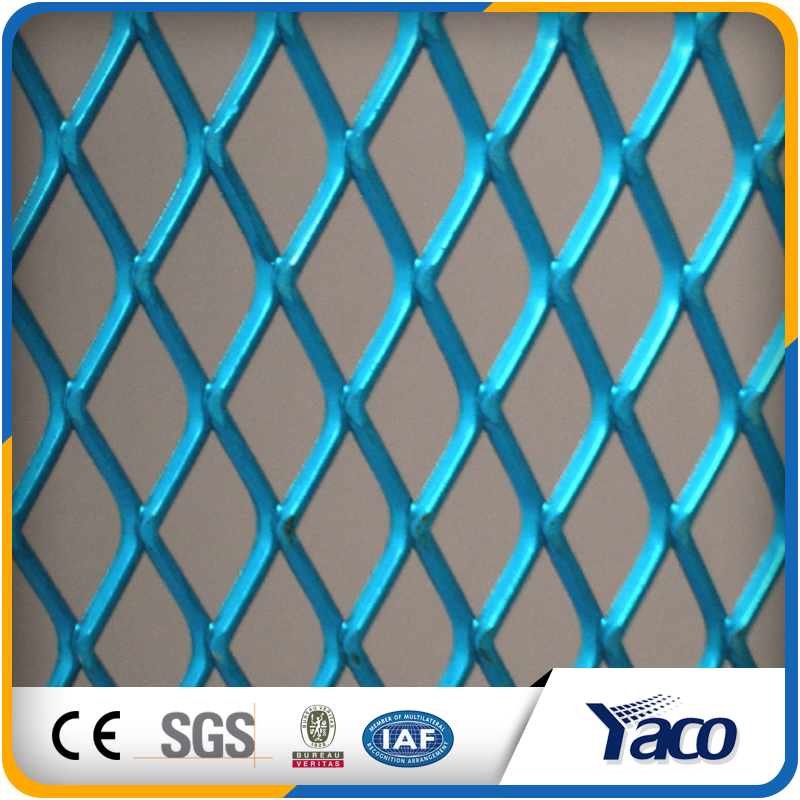 Anping China heavy duty expanded metal wire mesh