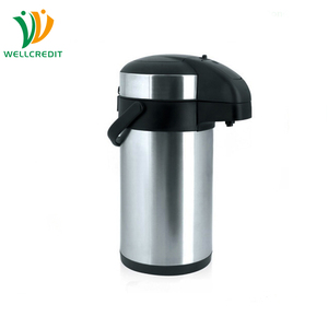 Double Wall Eagle Stainless Steel Coffee Vacuum Thermos Airpot Flask for stock