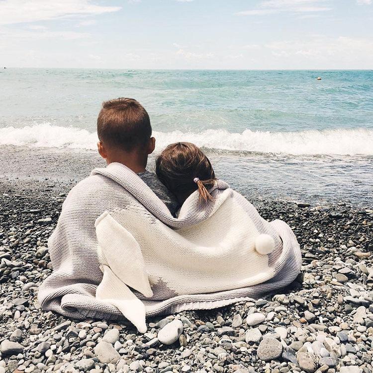 Venta al por mayor tejer manta para bebe modelo gratis-Compre online ...