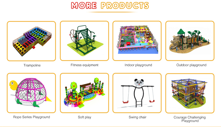 Interessante Outdoor Play Park kids plastic buis sliding board