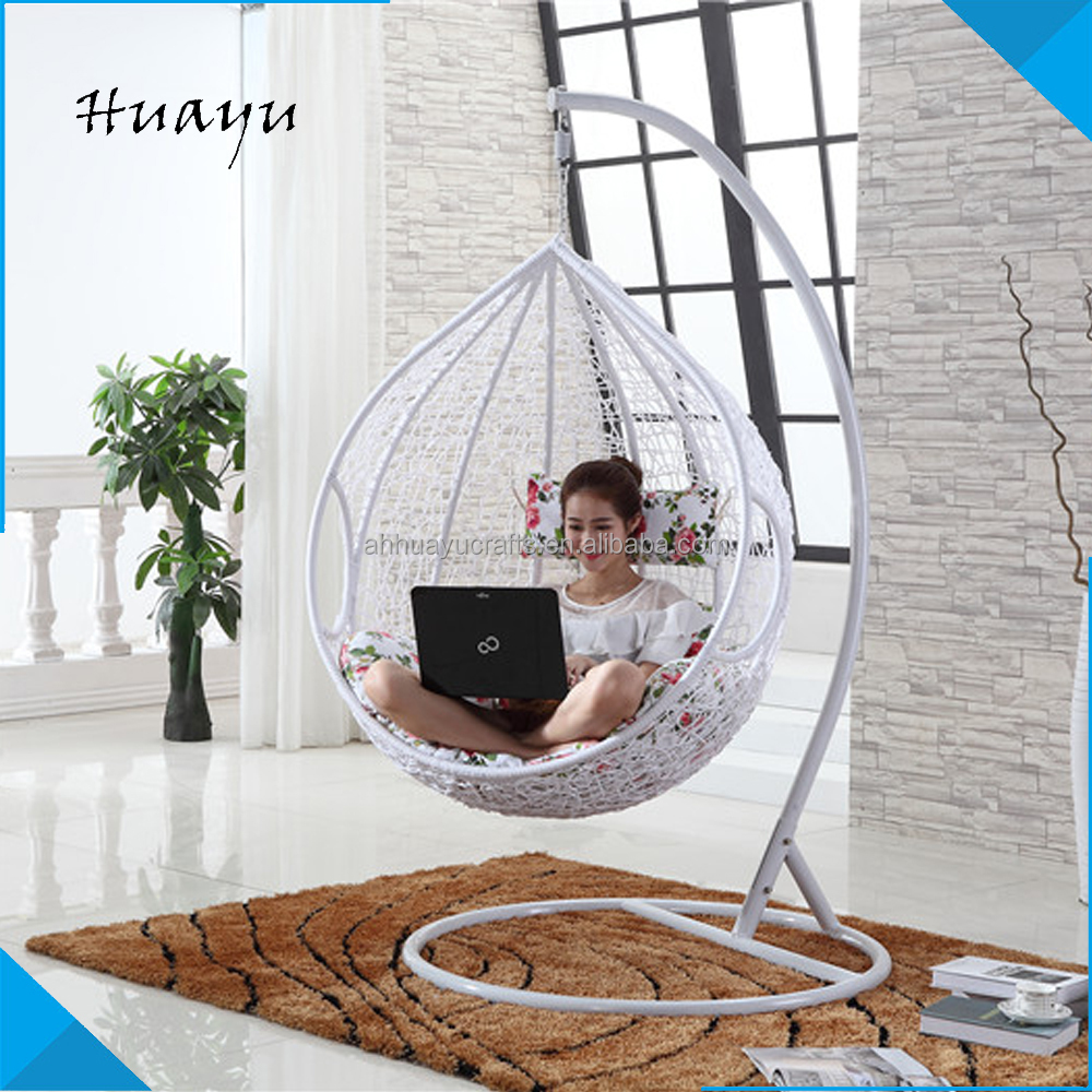 rattan patio wicker hanging white swing outdoor hammocks customer chair frame for greenhouse sale photo