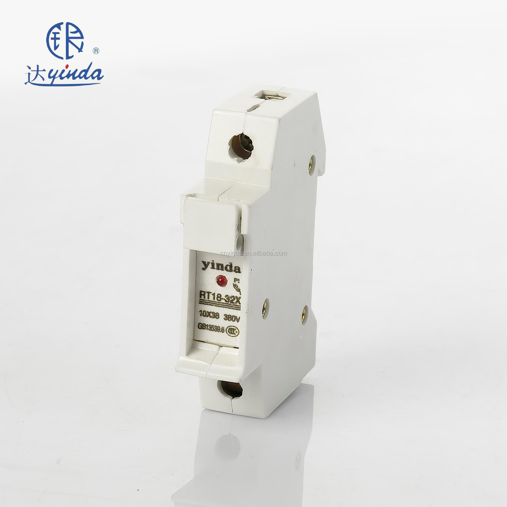 Cylindrical Ul Fuse Holder/fuse Disconnectors(ul/ce) - Buy Cylindrical Fuse  Holder,Ul Fuse Holder,Hrc Product on Alibaba.com