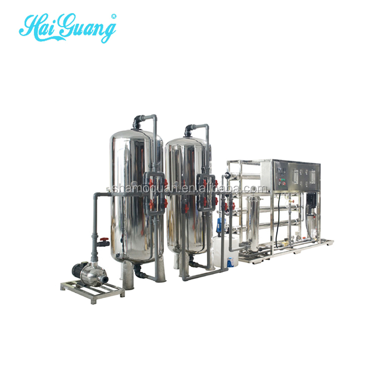 Auto Ro Water Filter Equipment/Pure Water Water Treatment