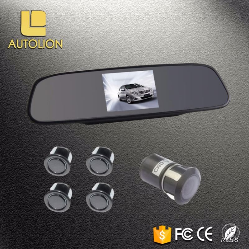 Rotating Auto Safe Led Monitor Front Parking Sensor