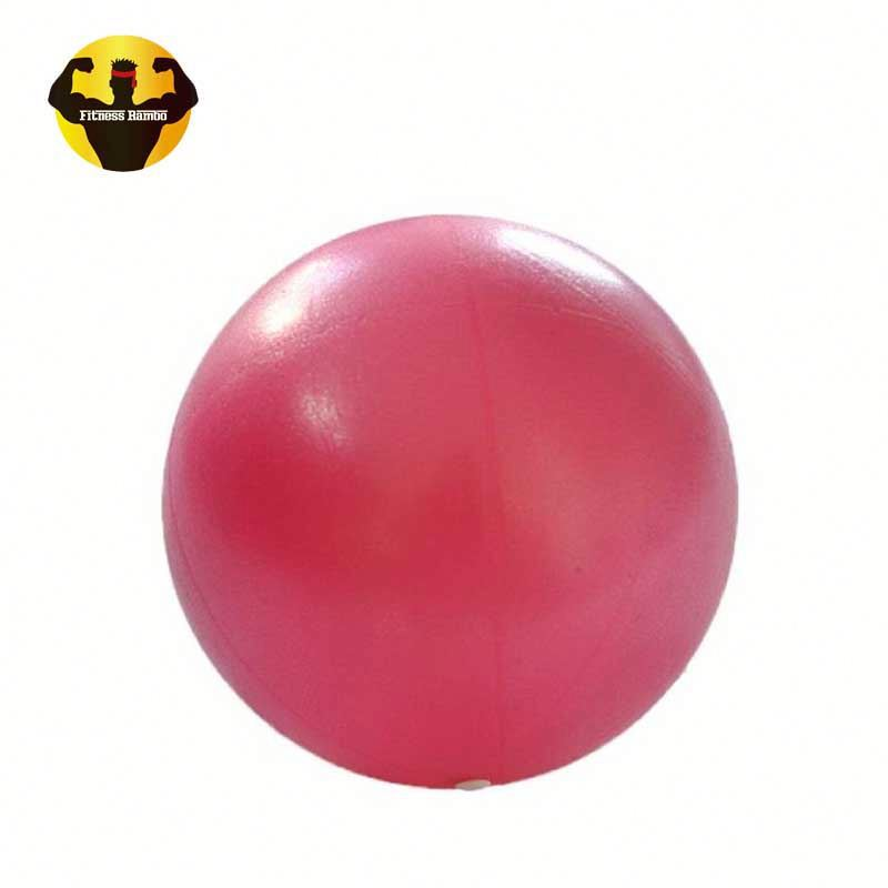 Energy-Saving Pvc Plastic Material Free Bouncing Anti-Burst Mini Gym Ball