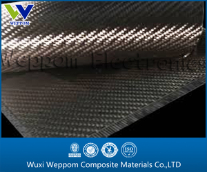 200G Plain 3K Carbon Fiber Fabric/Carbon Fiber Cloth/Carbon Fiber Mesh