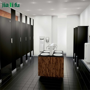 Commercial Elegant Design Restroom Stall Dividers Bathroom