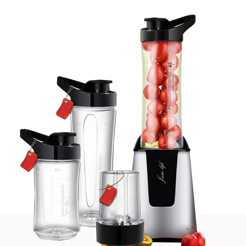Home appliance mini blender with stainless steel blades