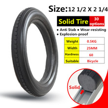 12 1/2*2 1/4 inch fiets effen tire voor fiets 12 inch 12 1/2X2 1/4 <span class=keywords><strong>fietsband</strong></span>