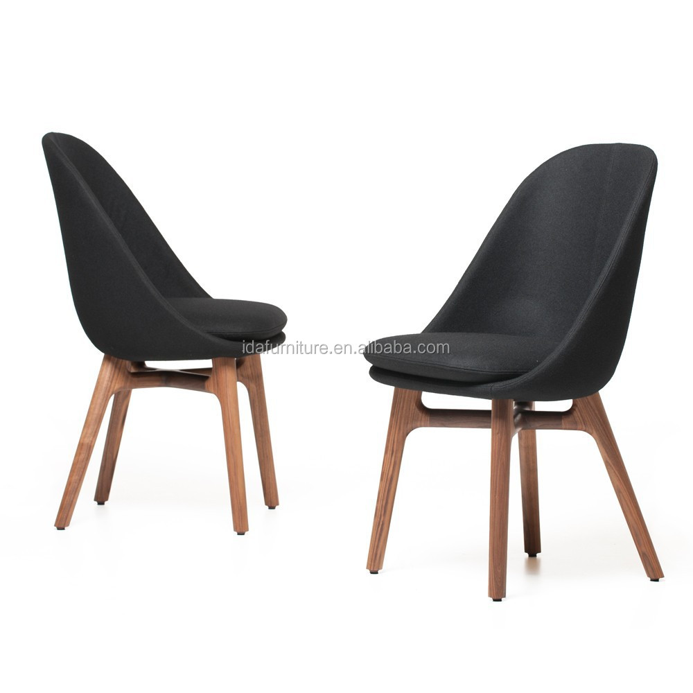 solo dining chair commerical hotel restaurant project room chair  - solo dining chair commerical hotel restaurant project room chair modernunpholstered fabric leather chair