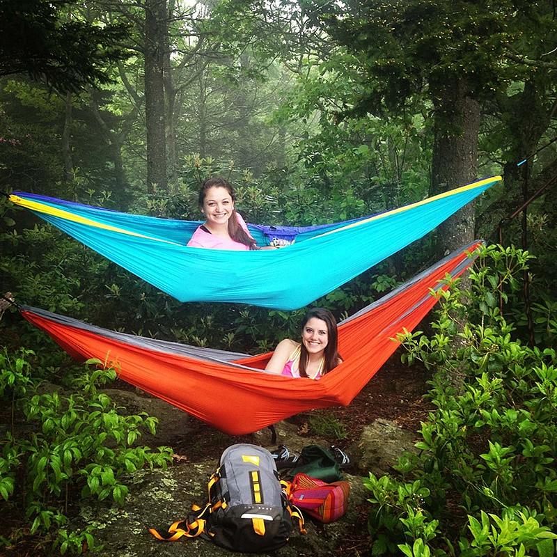 2016 Double Hammock Camping Survival Hammock 300 200cm