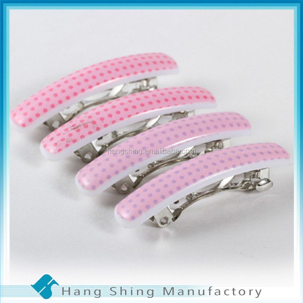 Hair accessories manufacturers - Plastic Hair Clip Round Plastic Hair Clip Round Suppliers And Manufacturers At Alibaba Com