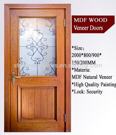 Plywood entry wpc single door design buy single door for Door design of plywood