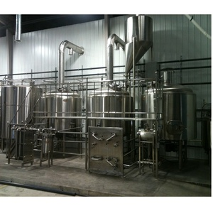 1000l used brewery equipment for sale stainless steel fermentation tank conical fermenter