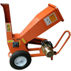 China high efficiency electric power wood chipper machine for sale
