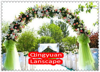 25 meters25meters white color artificial wedding flower wreaths 25 meters25meters white color artificial wedding flower wreaths arch hot sale wedding junglespirit Images