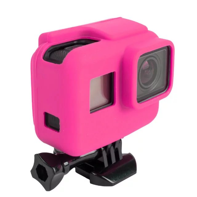 New Wholesale Action Camera Multi Color Protective Silicone Case for GoPros Hero5
