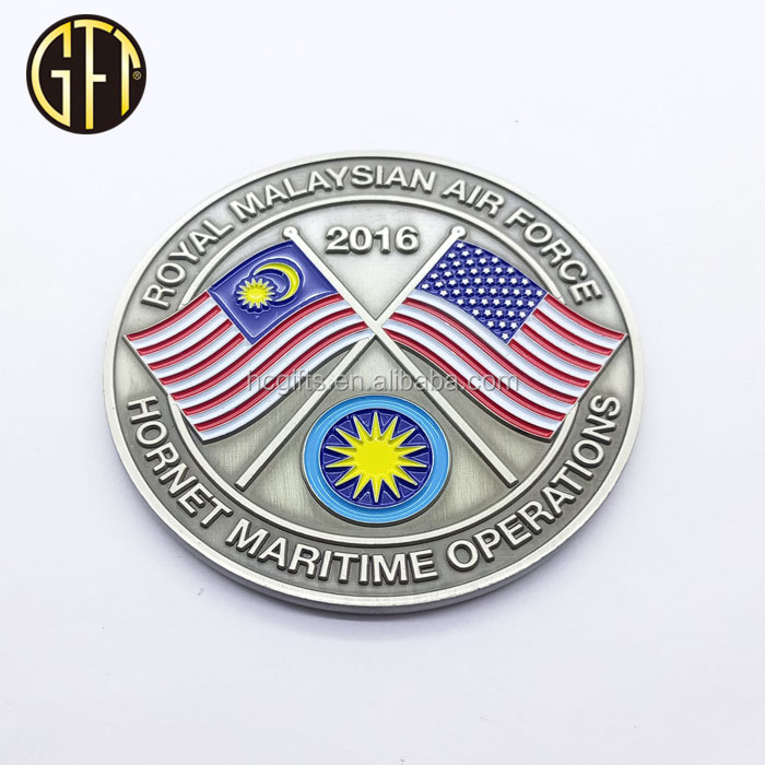 Malaysia Souvenir Ancient Coin For Friendship