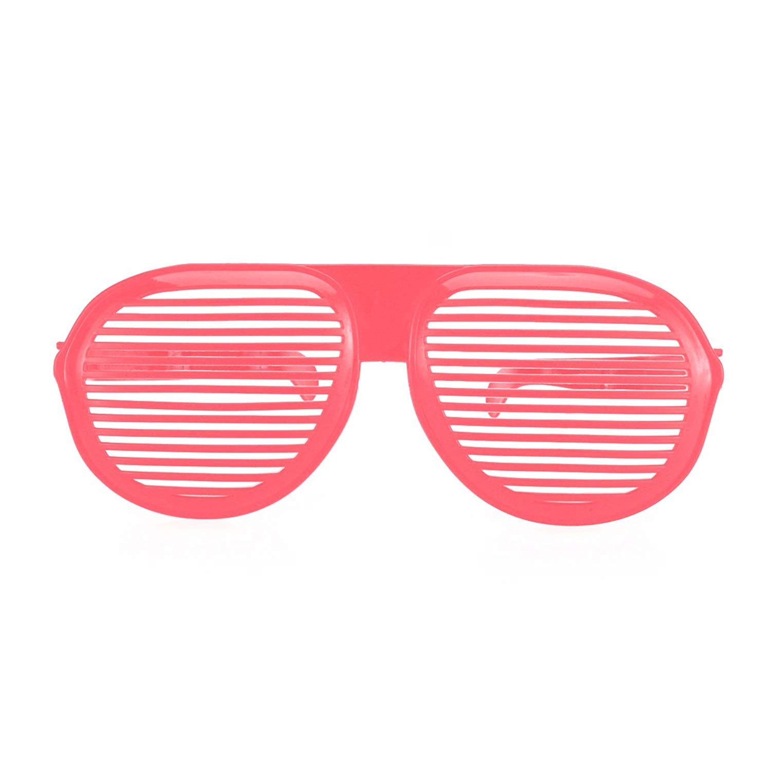 83111d80df Get Quotations · LUOEM Oversized Shutter Shading Glasses Sun Glasses for  Costumes Cosplay Halloween Party Fun Photo Booth Props