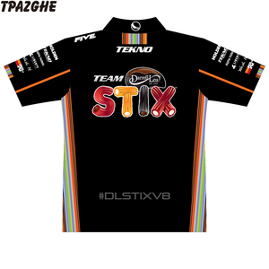 blank racing pit crew shirt wholesale