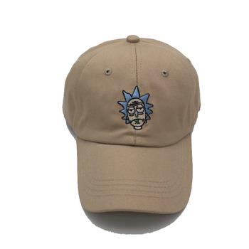Metal Buckle Back Leather Strap Baseball Cap - Buy Leather Strap ... 93b7626baf5