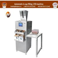 2016 Super- hot new item household coffee packing machinary/Automatic filling and sealing machine for k-cups