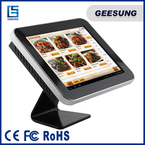 New 12 Inch Android Pos System Touch Screen For Bus Station
