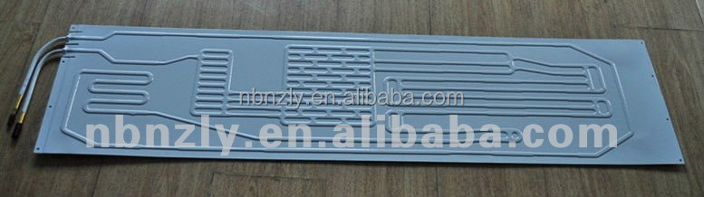 copper tube aluminum fin air cooled evaporator
