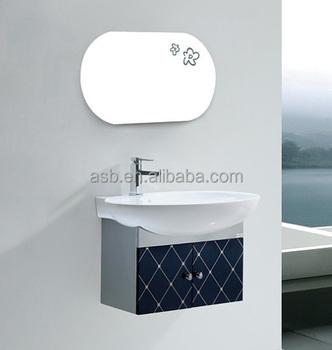 Lavamanos Lowes Oval Mirror Curved Bathroom Vanity Cabinets
