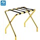 Used hotel bedroom room luggage racks