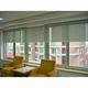Solar Screen Material Rolls Shades Power Roller Blinds Fabric