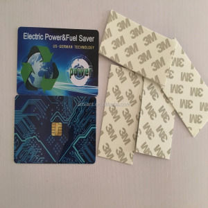 Electric Power Saving Negative Ion FIR Fuel saver Card