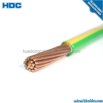 450/750 V Flammschutzmittel 3 Core Flexible Elektrische Draht Namen ...