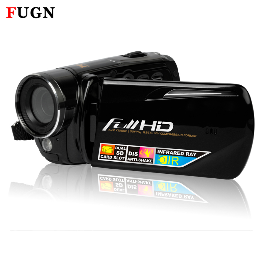 3 inch FHD 1080P LED Touch screen vidicon HD1080P Video camera camcorder
