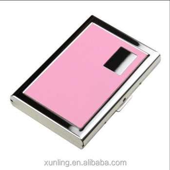 Metal multi function box card walletbusiness card holder buy metal multi function box card wallet business card holder reheart Gallery
