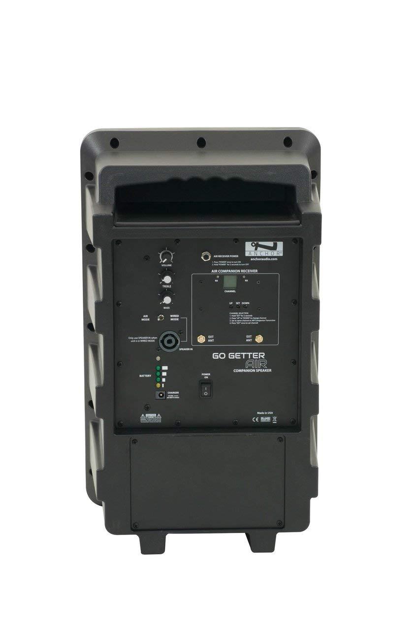 Anchor Audio Go Getter AIR wireless companion speaker, GG2-AIR