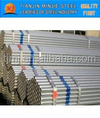 electro galvanized scaffolding tube made in China