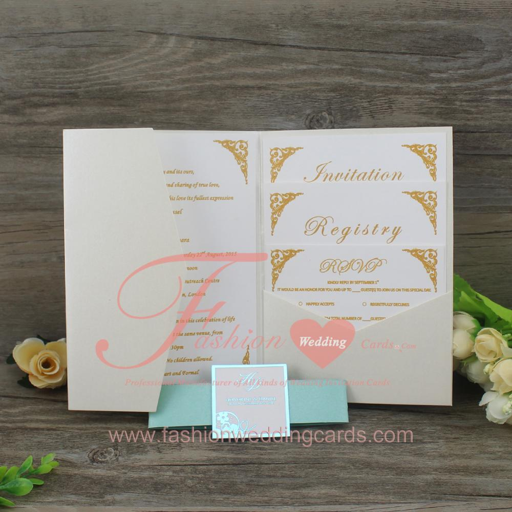 Guangzhou Personalised Wedding Invitation Card Sleeves With Belly ...