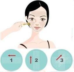 Hot sale 1200 Needles Derma Skin Roller Microneedling Derma roller