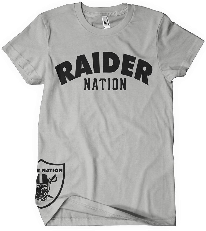 70daee2e Cheap Raider Nation Shirt, find Raider Nation Shirt deals on line at ...