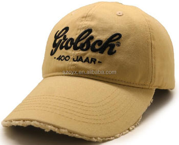 ca783b428f72f custom baseball cap small embroidery washed distressed unstructured dad hats