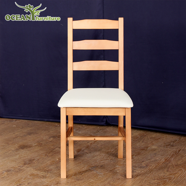 Factory Supply Modern Dinning Room Wooden Dining Chair