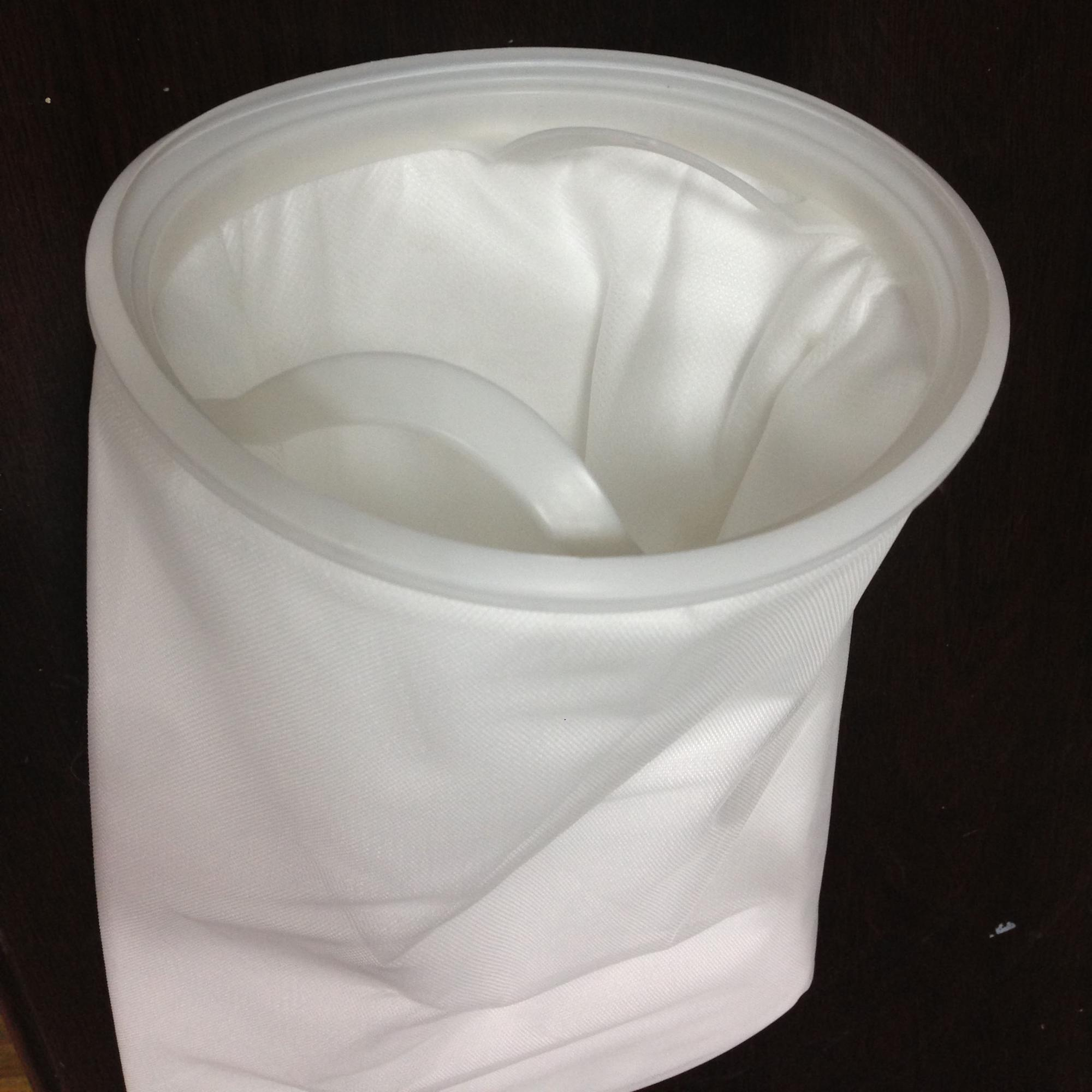 pp needle punched filter bag for water filtration
