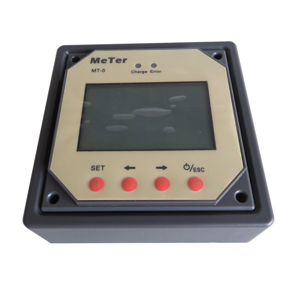 Dig Dog Bone MT-5 LCD Remote Display for MPPT Charge Controller of Tracer-RN Series