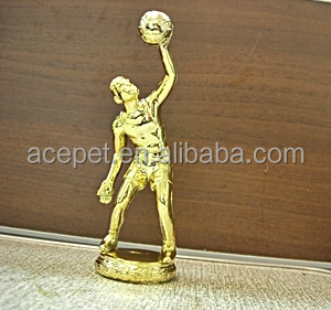 Volleyball for troophy plastic trophy parts plastic trophy parts plastic trophy