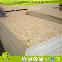 25mm decoration grade OSB manufacturer from Shandong linyi