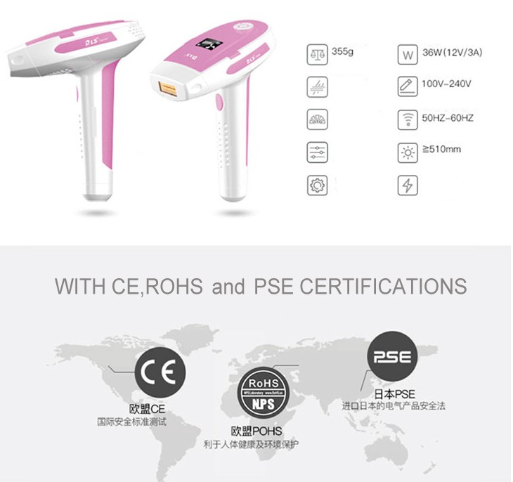 2019 professional laser ipl hair removal at home