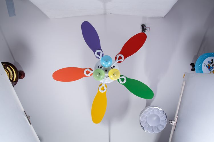 China supplier manufacture useful plywood blades ceiling fan with light