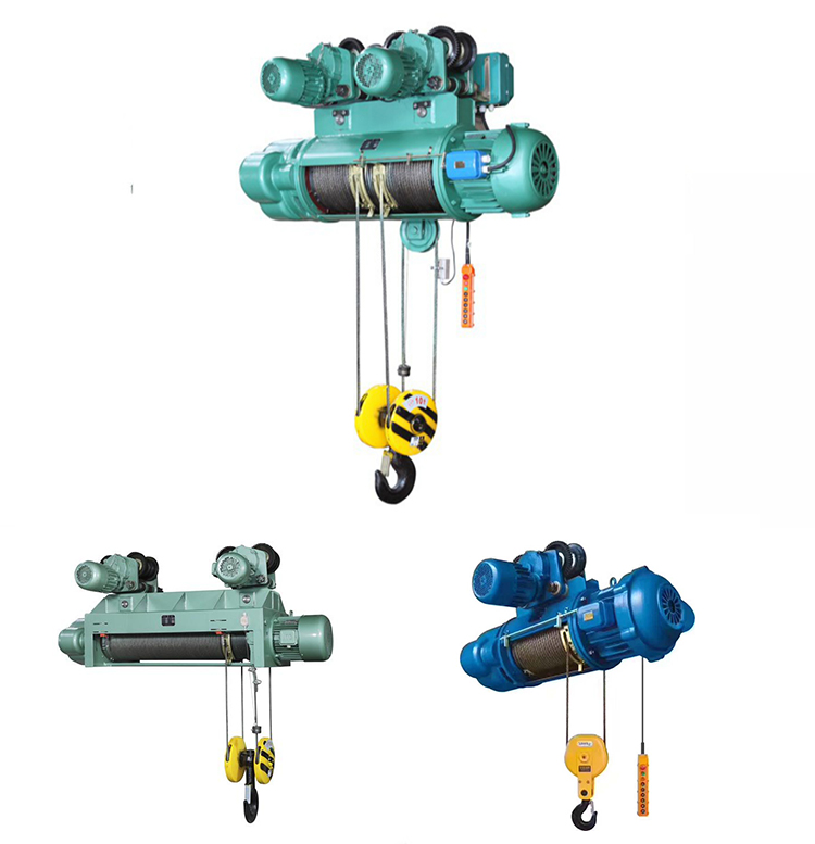 Best Price Mechanical CD& MD 5T Electric Wire Rope Hoist