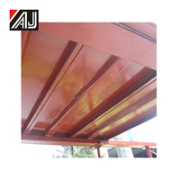 AJ Manufactured Waterproof Shutter Board For Construction